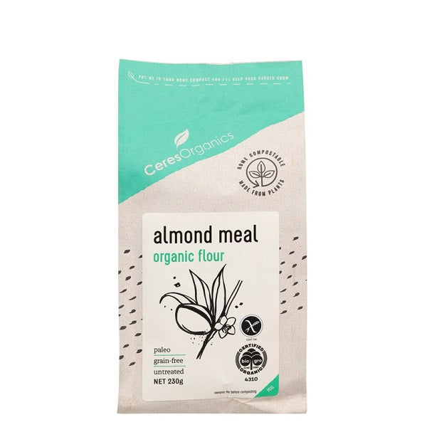 Ceres Organics - Flour - Almond Meal 230g
