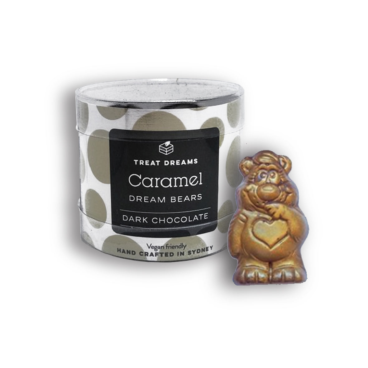 Treat Dreams - Dream Bear - Caramel Tub 10 Pack 140g