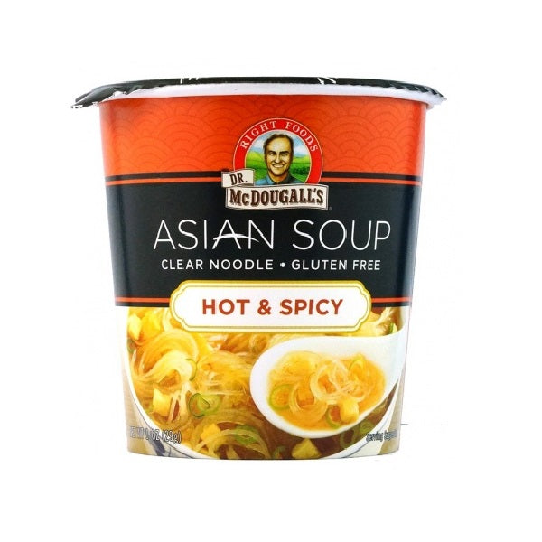 Dr McDougalls Asian Hot and Spicy 37g