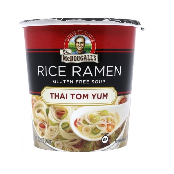 Dr McDougalls Asian Thai Tom Yum 37g
