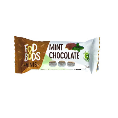 Fodbods - Bar - Choc Mint 30g