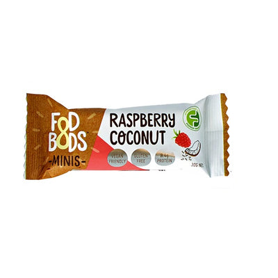Fodbods - Bar - Raspberry & Coconut 30g