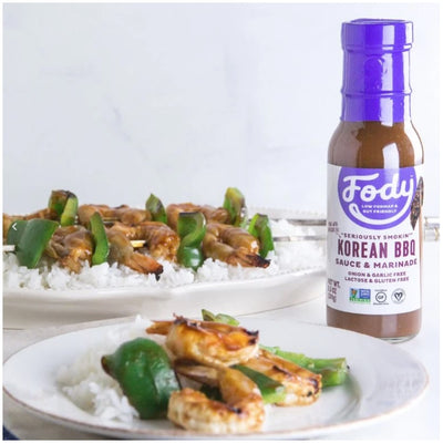 Fody Foods - Sauce & Marinade - Korean BBQ 241g