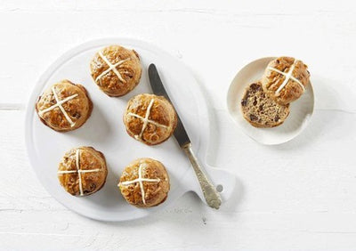 Gluten Free Precinct - Hot Cross Bun (6) 500g