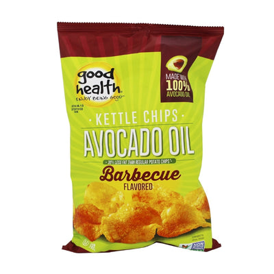Good Health - Avocado Oil - Barbeque Chips 142g