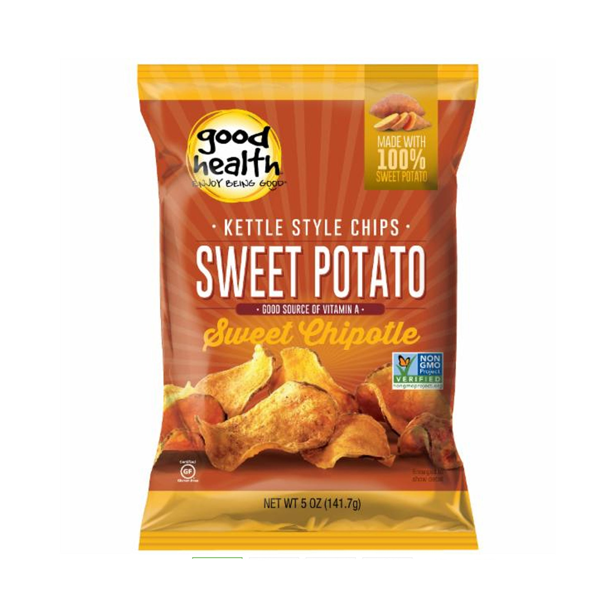 Good Health - Sweet Potato Chipotle Chips 142g