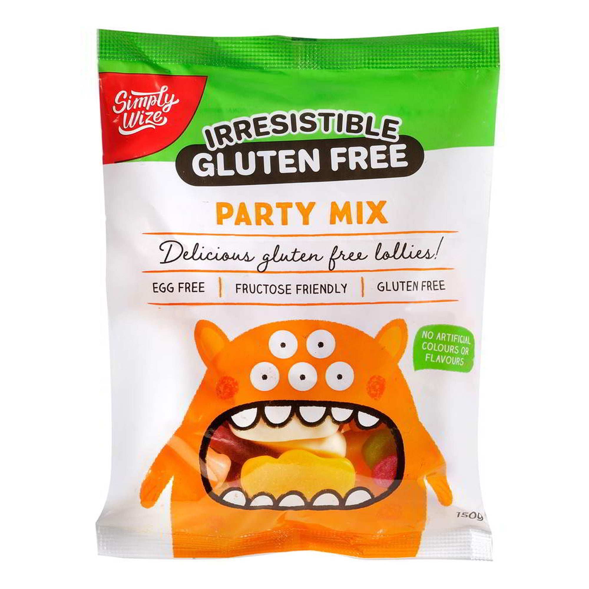 Simply Wize - Irresistible Party Mix 150g