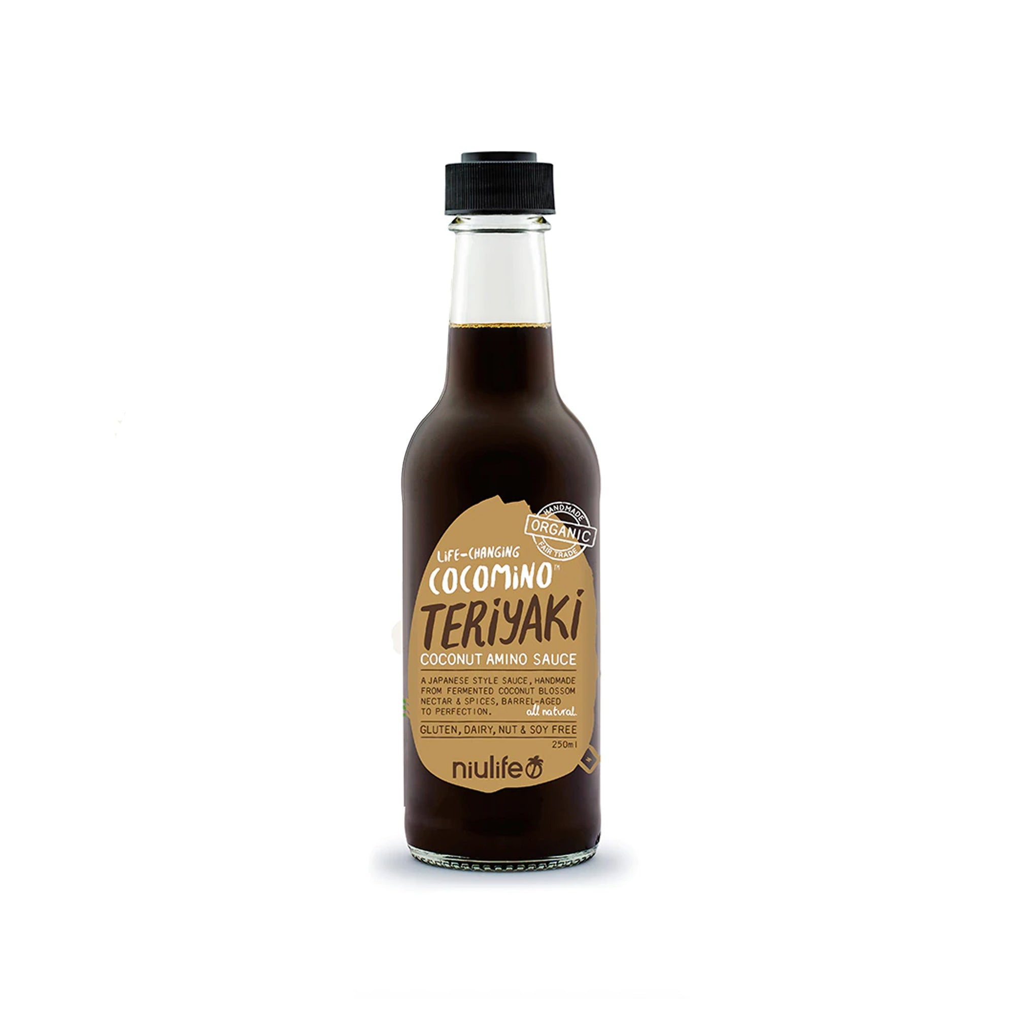 Niulife - Teriyaki Sauce 250ml