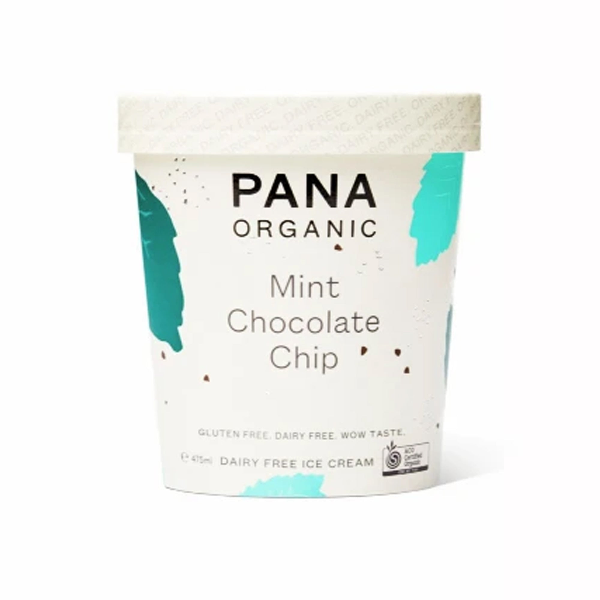 Pana Icecream - Tub - Mint Chocolate Chip 475ml