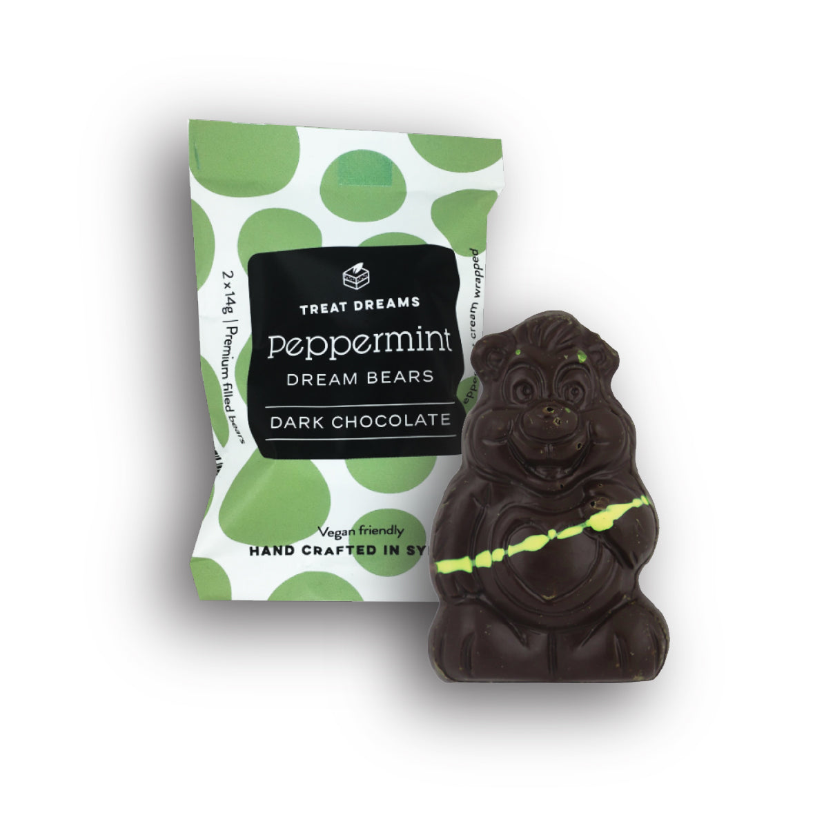 Treat Dreams - Dream Bear - Peppermint 2 Pack 28g