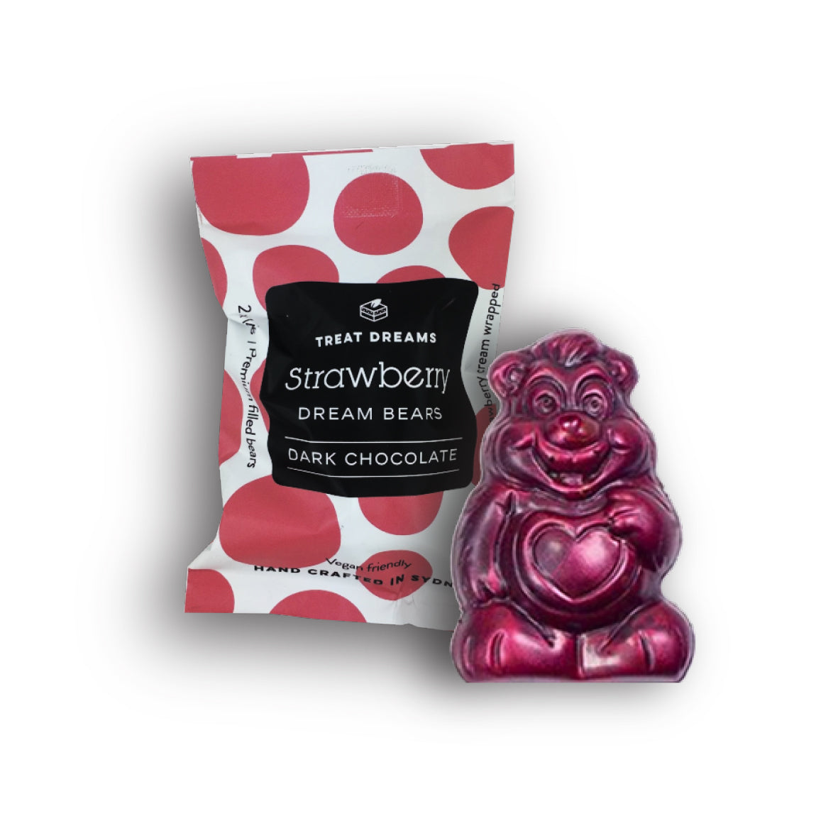 Treat Dreams - Dream Bear - Strawberry 2 Pack 28g