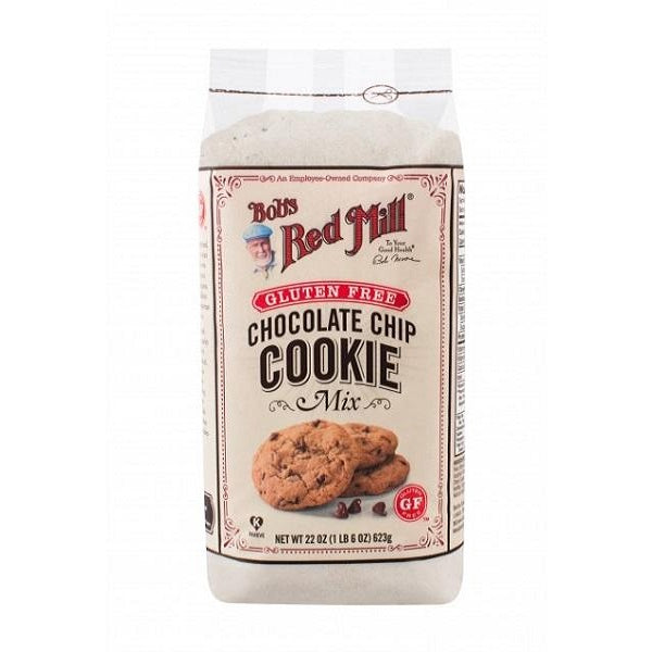 Bobs Red Mill Choc Chip Cookie Mix 595g