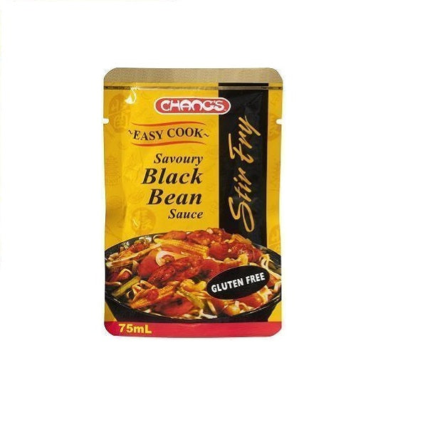 Changs - Stir Fry Sauce - Black Bean 75ml