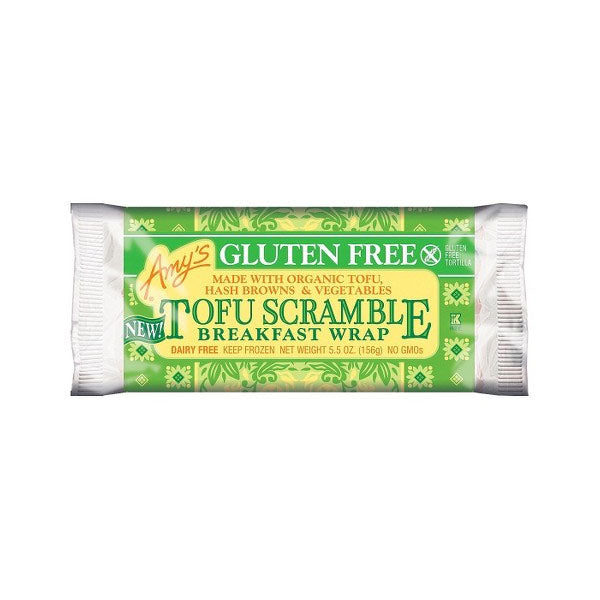 Amy's Wraps Tofu Scramble 156g