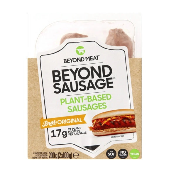 Beyond Sausage - Brat Original 2 Pack 200g