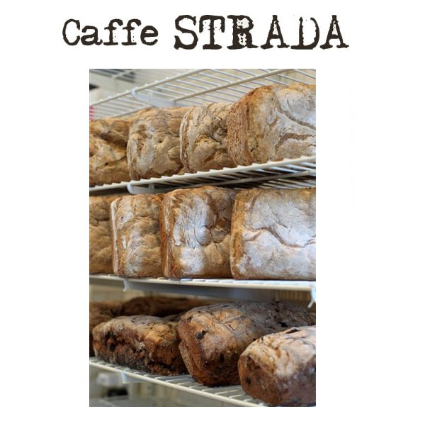 Caffe Strada Bread Loaf - Linpop Seed 800g