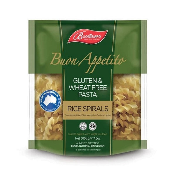 Buontempo - Rice Spirals 500g