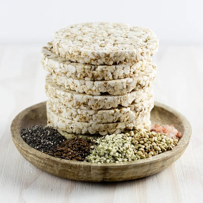 Eat To Live - Buckwheat Cakes - Plant Omegas 200g