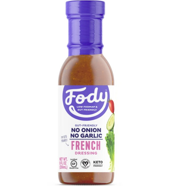 Fody Foods - Salad Dressing - French 236ml