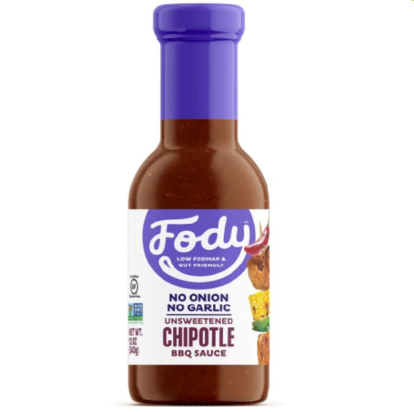 Fody Foods - Sauce - Chipotle Barbeque Unsweetened 311g