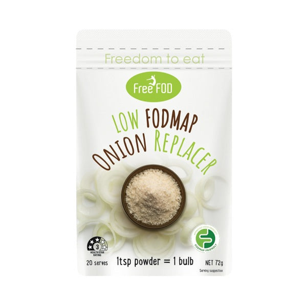 Free Fod - Onion Replacer Low Fodmap 72g