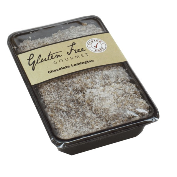 GFG Chocolate Lamington 200g