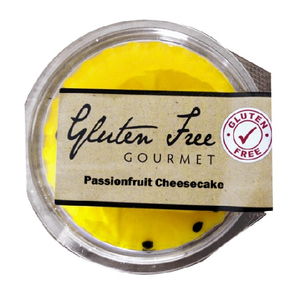 GFG Passionfruit Cheesecake 250g