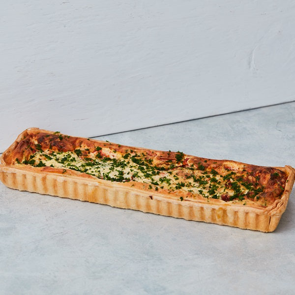 Gron Haus - Family Tart - Broccoli & Pinenut