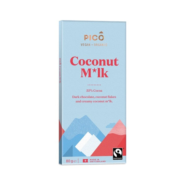 Pico Chocolate - Coconut Milk 80g