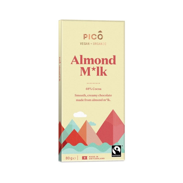Pico Chocolate - Almond Milk 80g