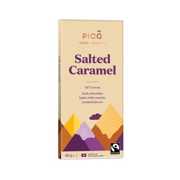 Pico Chocolate - Salted Caramel 80g
