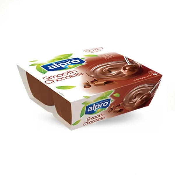 Alpro Desert - Chocolate 4 Pack 125g