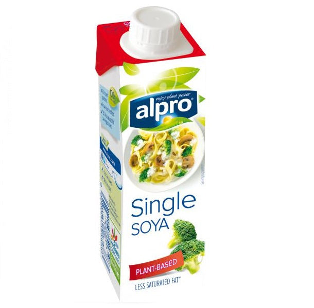 Alpro Soy Cream Single