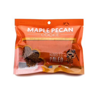 Rumbles Paleo Maple Pecan Cookies 60g