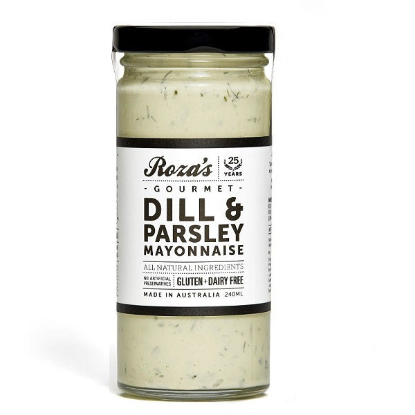 Rozas Dill and Parsley Mayonnaise 250ml