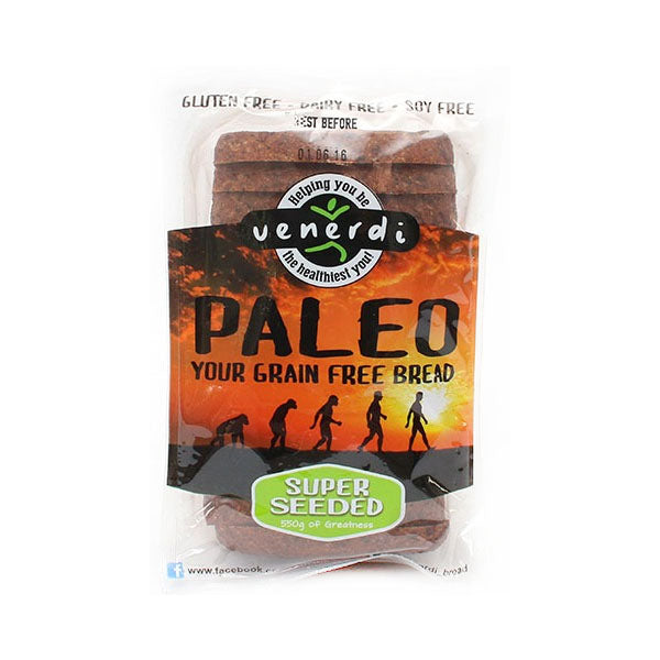Venerdi Paleo Super Seeded 520g
