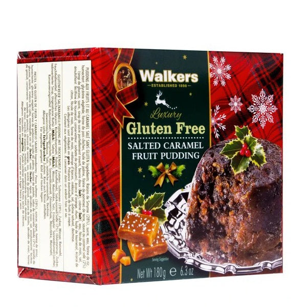 Walkers Salted Caramel Pudding 180g