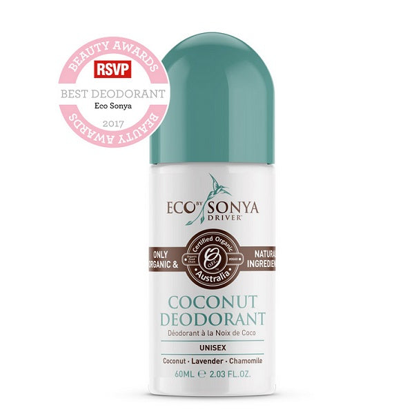Eco - Sonya Coconut Deodorant 60ml