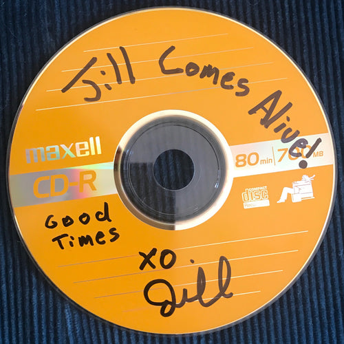 Jill Comes Alive! (Official Bootleg CD)