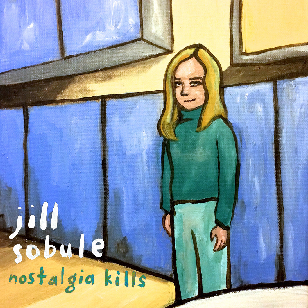 Nostalgia Kills - Vinyl LP
