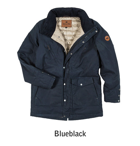 1307 M's Snowbird Down Parka color Blueblack