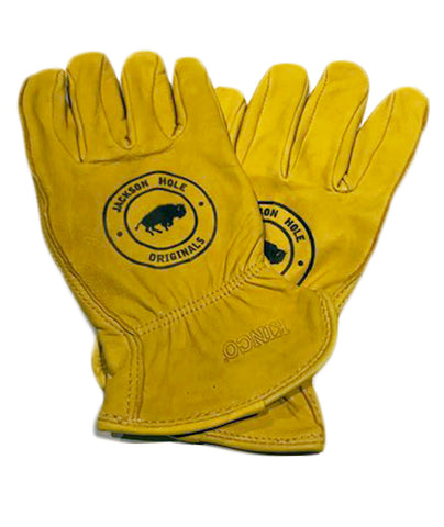 2709 M's Deer Cowboy Work Gloves