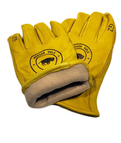 2708 M's Lined Elk Cowboy Work Gloves