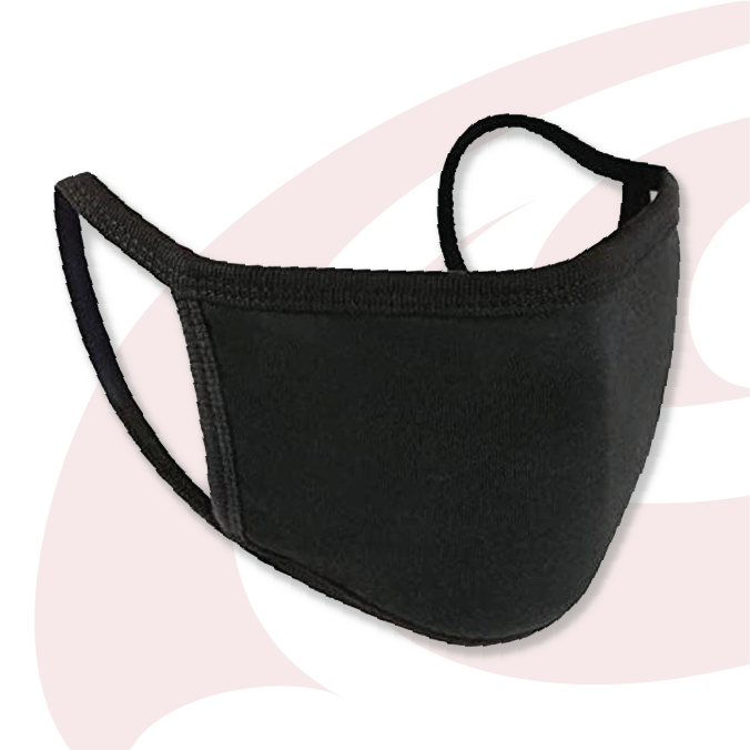 Reusable Cotton Jersey Face Mask - Chieftain Marketing Inc.
