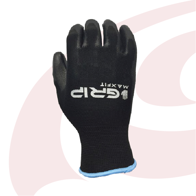 MAXFIT Grip Gloves - Available in Small, Medium, Large and X-Large - Chieftain Marketing Inc.