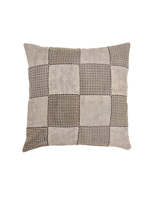 Kashish Patchwork Cushion Cover(Set of 2) - Aavaran Udaipur