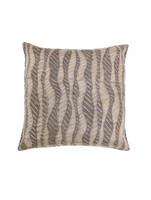 Kashish Dyed Dabu printed Cushion Cover