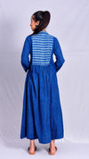 Indigo dyed dress - Aavaran Udaipur