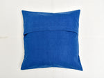 Indigo Dabu Cushion Cover