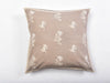 Kashish Dyed and Dabu Printed cushion cover - Aavaran Udaipur